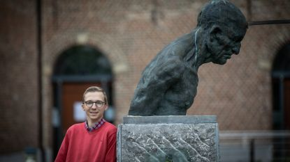 """Breeënaar Daan Delien (23) wil handelaars en muzikanten ondersteunen tijdens corona: """"Het is zoals mijn ziekte: je moet het positief bekijken"""""""