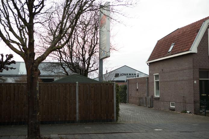 Autobedrijf Jonkman in Raalte.