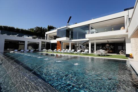 Dit is het duurste huis van de vs - Scherm huis ...