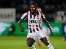Karim Coulibaly blijft trainen bij Willem II: 'Ik laat mijn contract niet afkopen'