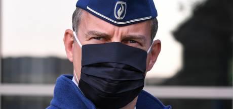 Port du masque: la police de Liège passe en phase répressive