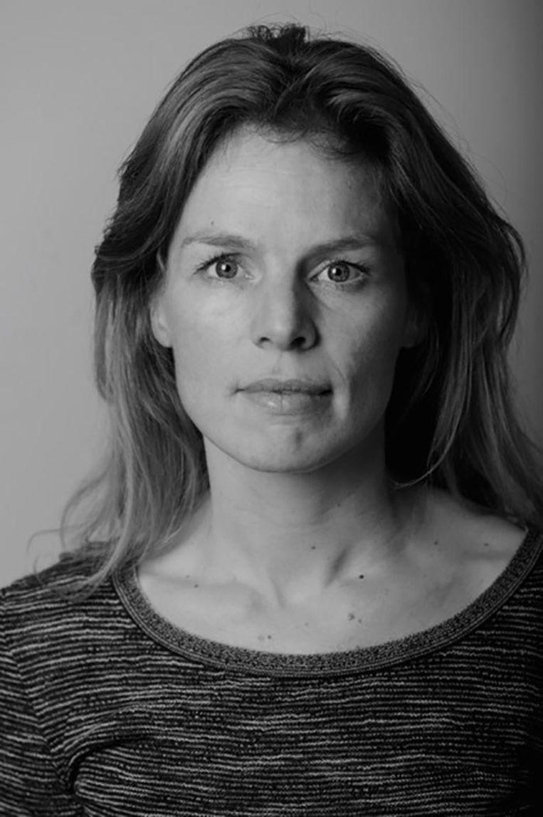 Judith Fischer: sociaal activist en initiatiefnemer Klein Amsterdam Beeld -