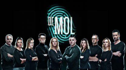 Eén van deze tien is 'De Mol'