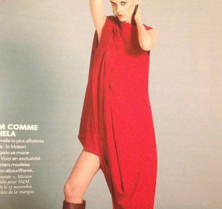 d76460d0317b80 Fashionista s zijn wereldwijd alvast enthousiast over de rode jurk.