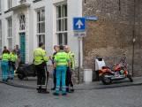 Snorfietser gewond bij ongeluk in Breda centrum
