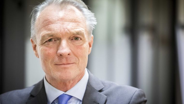 De gedwongen vertrekkend kinderombudsman Marc Dullaert. Beeld anp