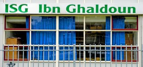Leerlingen Ibn Ghaldoun in november voor rechter