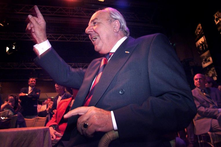 Willem 'ouwehoer' Duys. Beeld anp