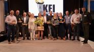 Poperinge reikt prijzen Kei van een Ondernemer uit