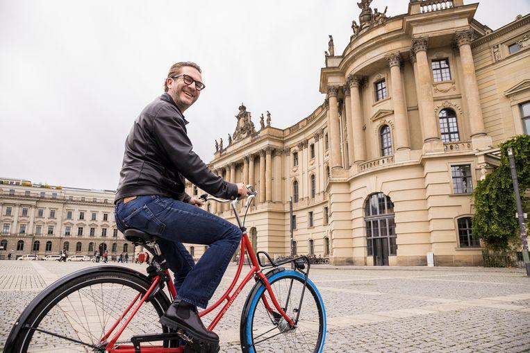 Thomas Oliemans in Berlijn. Beeld Christoph Neumann