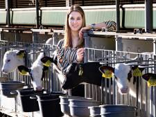 Jonge Somerense boerin zet zich in voor belangenclub:   'In Amerika respecteren ze de boer'