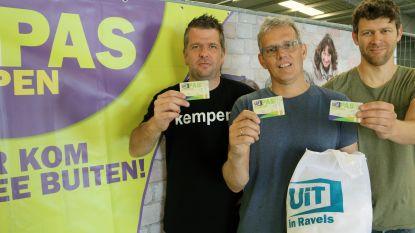Ravels treedt toe tot de UITPAS-Kempen gemeenschap