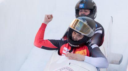 """Bobsleester zweert dure eed: """"Als ik goud win op Winterspelen, loop ik naakt over paradeplein"""""""
