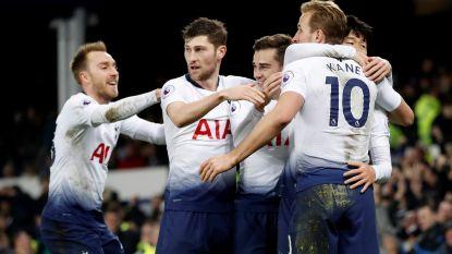 Straffe uitslag op Goodison Park: Alderweireld en Spurs na doelpuntenfestijn eenvoudig voorbij Everton