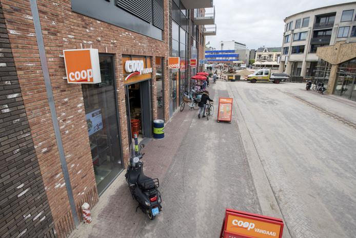 Alle winkelpanden in het Havenblok Zuid zijn straks verhuurd.