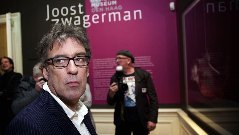 Joost Zwagerman. Beeld anp
