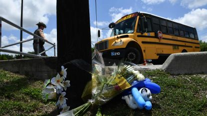 """Moeder deelt hoe haar dochter de schietpartij in Texaanse school overleefde: """"Ze lag op de vloer naast haar dode klasgenoten"""""""