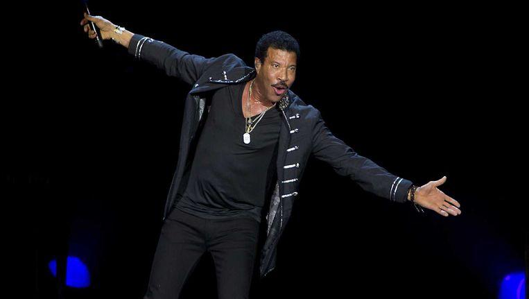 Lionel Richie gisteravond in de Ziggo Dome Beeld anp
