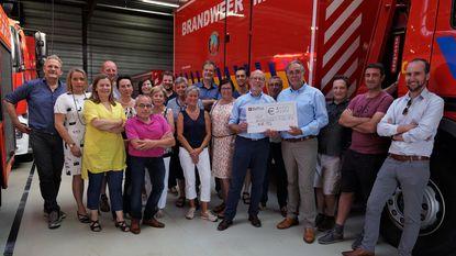 Help Brandwonden Kids krijgt cheque van 3.100 euro