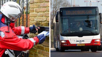 Dit verandert er op 1 maart: folders nog maar 2 keer per week in de bus en gratis openbaar vervoer in Luxemburg