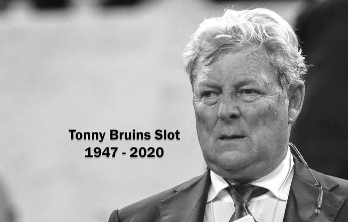 Nederland verliest een groot man in de voetbalwereld