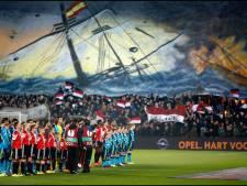 Van Hanegem Trofee voor Feyenoord-fan met stadionverbod