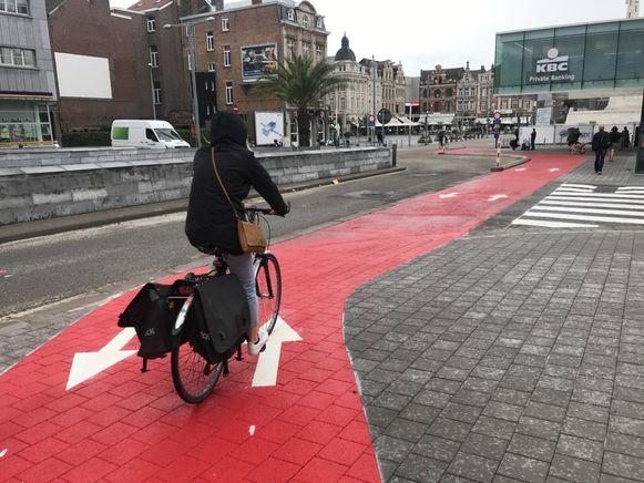 De stad Leuven krijgt 9 miljoen euro extra om te investeren. N-VA Leuven wil dat het stadsbestuur onder meer investeert in nog meer veilige fietspaden.
