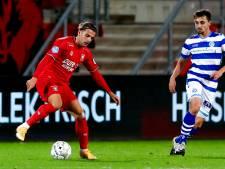Lazaros Lamprou per direct weg bij FC Twente