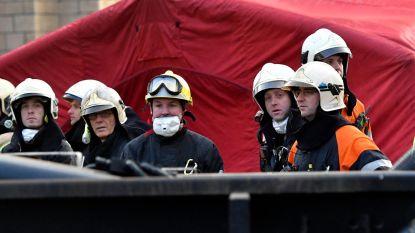 Antwerpenaars dragen hulpverleners op handen voor harde inzet na explosie Paardenmarkt