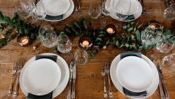Uitgetest: feestelijke tafeldecoratie voor kerst aan huis geleverd