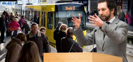 Gedeputeerde Arne Schaddelee nu zelf hoofdrolspeler in debacle van sneltram die (nog) niet kan rijden