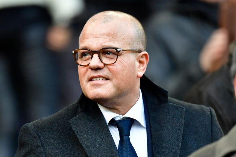 Bart Verhaeghe, die dichtbij de terreinen van F.C. Eendracht woont, heeft de terreinen gekocht.
