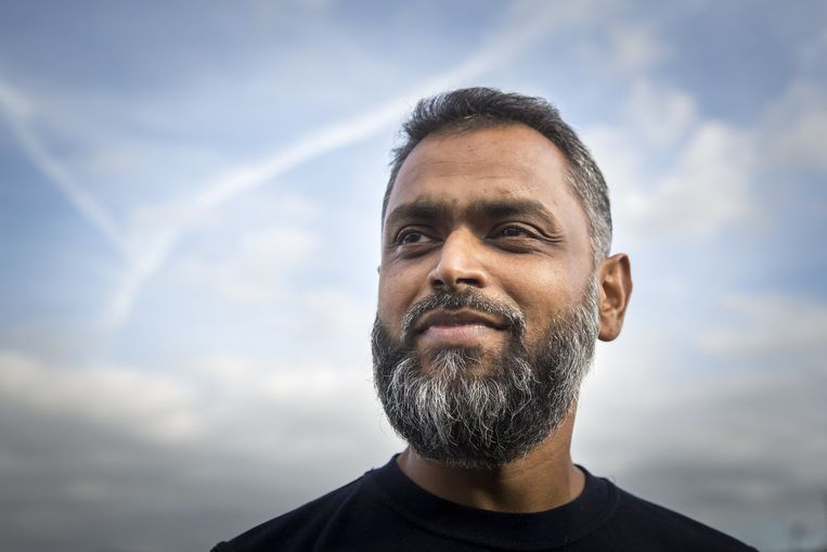 Moazzam Begg Beeld Getty Images