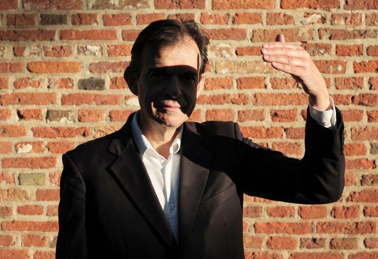 'Ik wil onderscheid maken tussen de schrijver en de jurist' Beeld Erik Smits