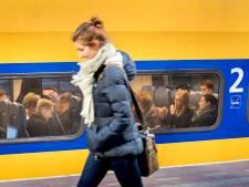 Geen intercity's tussen Zwolle en Groningen door wisselstoring