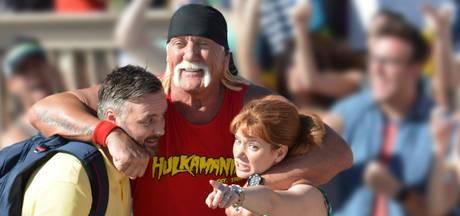Hoofdrol showvechter Hulk Hogan in nieuwe Even Apeldoon bellen