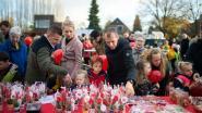 Rode Neuzen Dag in basisschool De Schans: liedje zingen, gadgets verkopen en... véél rood dragen