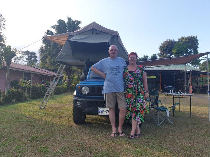De vakantiereis van het Nijverdalse echtpaar Jans en Anouschka van Wieren door Midden-Amerika liep door de lockdown vanwege het corona-virus volledig anders dan gepland.