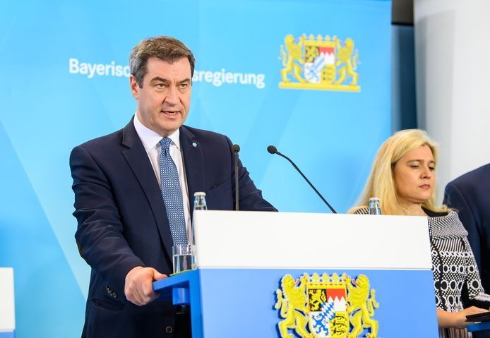 Duitse Deelstaten Straffen Burgers Met Verscherpte Maatregelen Wegens Niet Naleven Restricties Buitenland Ad Nl
