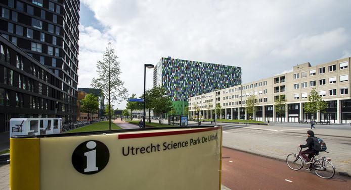 Binnenkort moeten reizigers makkelijker en sneller naar het Utrecht Science Park kunnen.