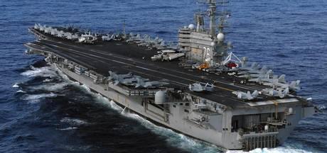 Amerikaans legervliegtuig stort neer in Grote Oceaan