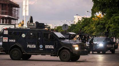 Vuurgevecht in Mexico: politie laat zoon van drugsbaron El Chapo noodgedwongen gaan