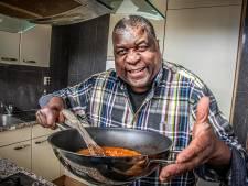 Stadsportret: Koken met huilende bajesklanten, hoe een Surinaamse Tilburger de wereld voor zich wint