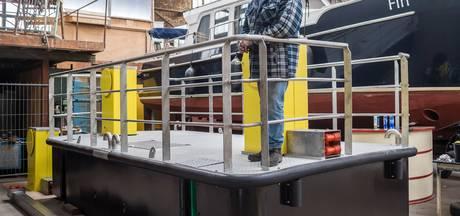 Pontje Piushaven stuit op woeste baren: onvrede in de buurt