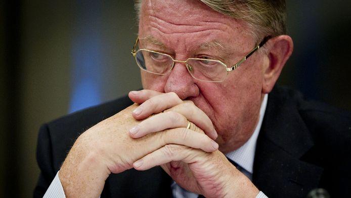 Minister Hans Hillen