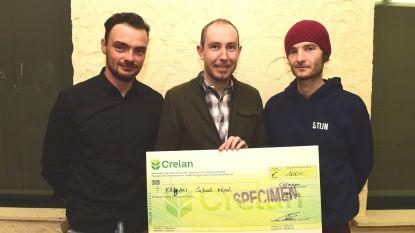 Duizend euro voor de Kalyan school in Nepal