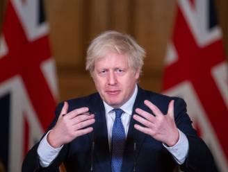 """Boris Johnson praat met zakenlui over plannen om """"Singapore van Europa"""" te worden"""
