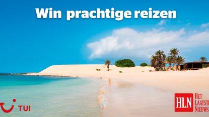 Win elke dag een reis met HLN en TUI