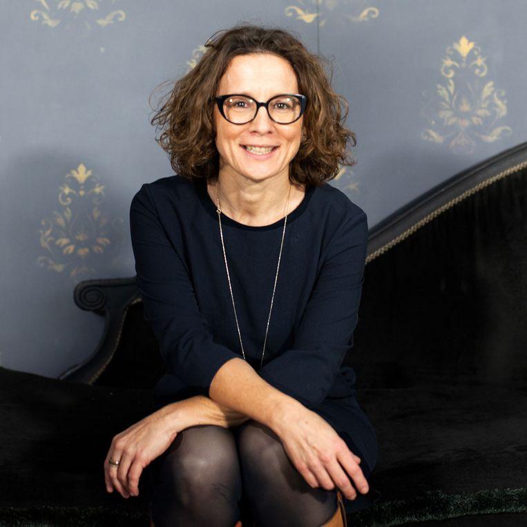 Sophie Vanluchene is heel benieuwd hoe het project zal aflopen.