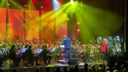 Harmonieus dubbelconcert van Fanfare Nieuw Leven en Harmonie Sint-Cecilia